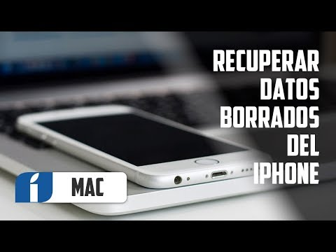 Como recuperar datos borrados del iPhone con Dr. Fone (iPhone Data Recovery) from YouTube · Duration:  4 minutes 55 seconds