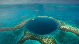 Большая голубая дыра. Фото и видео Большой голубой дыры