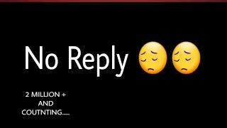 Download lagu No Reply | Sad Love Whatsapp Status | Sad Status For Boys | Poetry Hindi Status Video