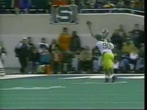 Charles Woodson Michigan highlights