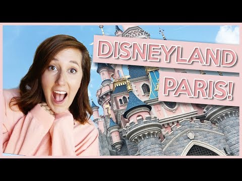 WHAT TO DO IN: DISNEYLAND PARIS! | mollybuck travels