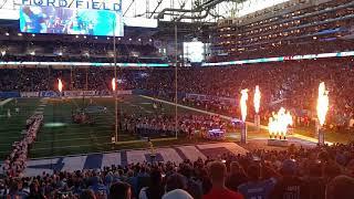 Detroit Lions season opening September 10th 2017