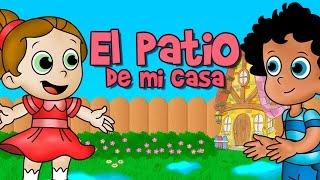 El patio de mi casa canción infantil (Rondas y canciones infantiles) thumbnail