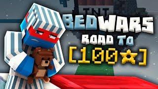 TNT JUMP - Minecraft Bed Wars: Road to 100✬