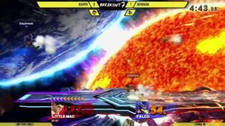Breakout #7: Kasper (Little Mac) vs Daybreak (Falco)