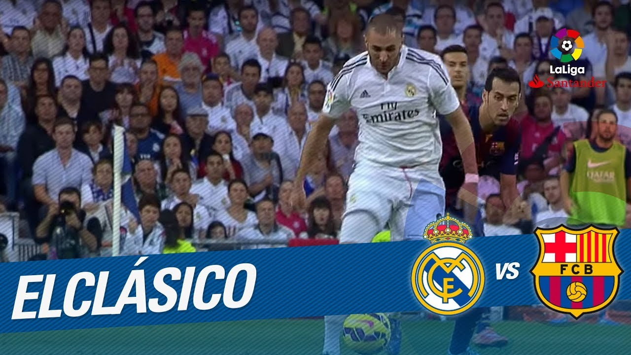 el clasico Your complete viewing guide to el clasico between real madrid and barcelona.