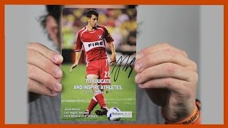 Free Jared Montz Autograph Card + Phone Call - Cyber Monday!