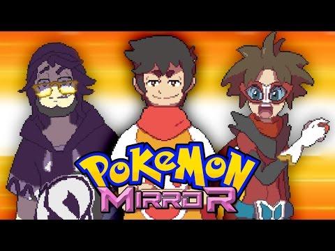 POKEMON YOUTUBER VERSION? | Pokémon Mirror