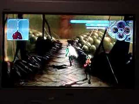 Folklore Playstation 3 Gameplay Enemy Encounters Youtube