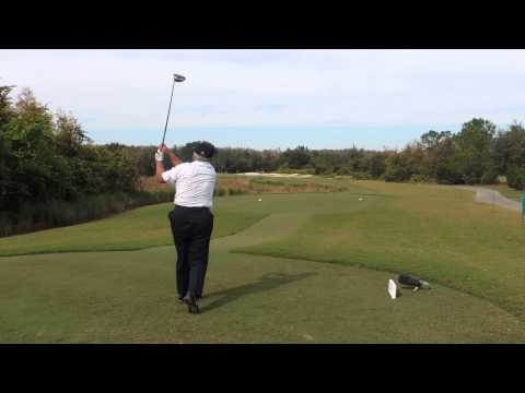 Lee Trevino Driver Swing