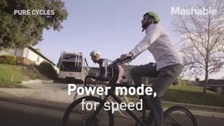 Sleek electric bike has tons of excellent features