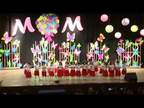 2015 Mothers Day Performance 1