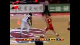 [12.2.11] JR Smith CBA 52pts 22rbs 7stls against Bayi Rockets