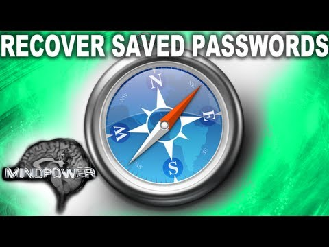 How to Recover Saved Passwords in Safari - MindPower009
