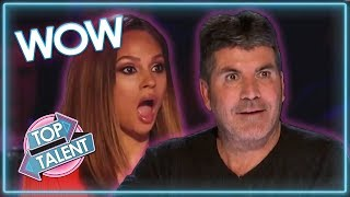 Download SURPRISING DANCERS on Got Talent! | Top Talent Mp3 and Videos