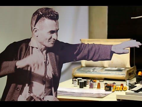 CLDF homenageia Mário Fontenelle, que fotografou o nascimento de Brasília