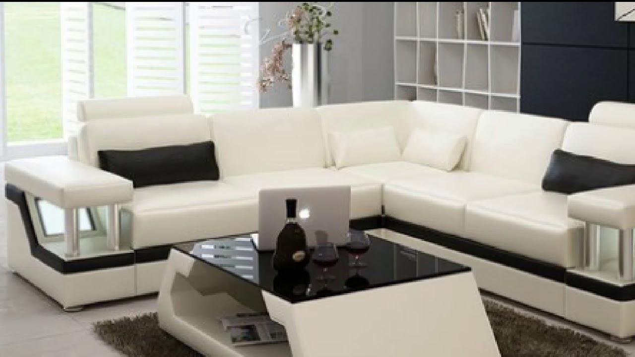 modern sofa design 2017-2018 - YouTube