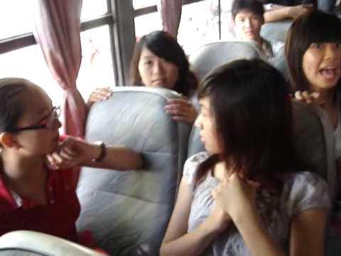 Toàn cảnh trên xe -  Phan Ngoc Hien Onine Tu Thien
