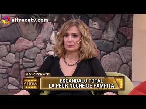 Pampita renunció al Bailando tras el escándalo