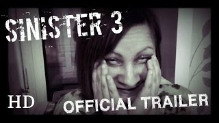 Sinister 3 Official Trailer #1 (2017) Синистер 3 Официальный трейлер #1 (2017)