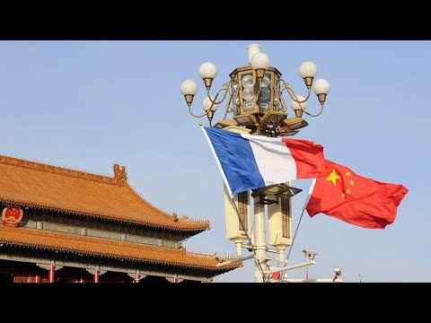 Statistics on China and France's trade relationship
