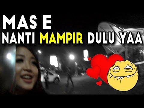 Gojek Vlog Episode 015   Kalian Mau Ga, Klo Di Suruh MAMPIR :D ???