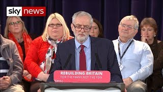 Jeremy Corbyn refuses to meet PM until a no deal is