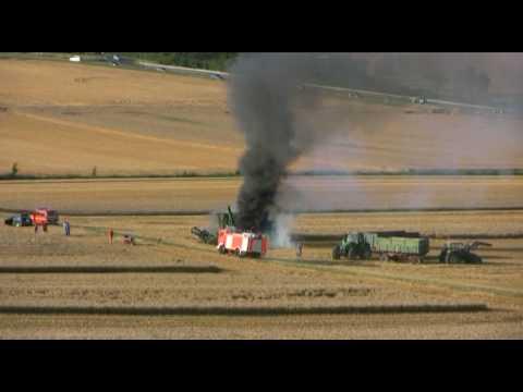 пожар на полях