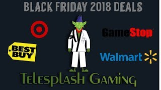 Black Friday 2018 Gaming Deals - Worth The Crowds?