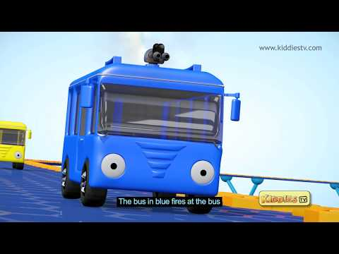 Wheels on the bus tracks part 2 Karaoke | Best wheels on the bus | Best nursery rhymes | Kiddiestv