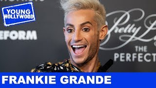 Frankie Grande Reveals His Fave Ariana Grande Track From Thank U Next!