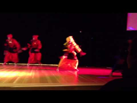 ISA Diwali Gala 2013 Bhangra Performance 2
