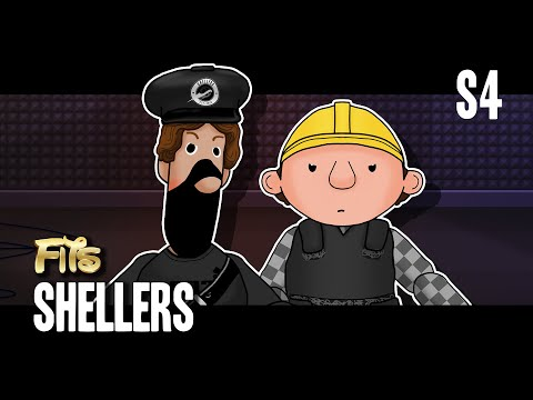 SHELLERS | Postman Pat & Bob The Builder [Drill Music]