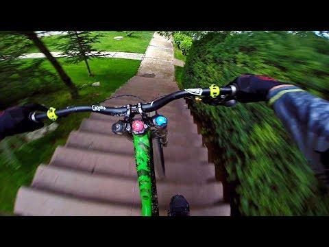 Downhill-Urban Downhill Antrenmanları