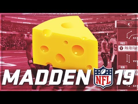 CHEESE | Madden 19 Franchise Mode | Pink Slips Ep. 9