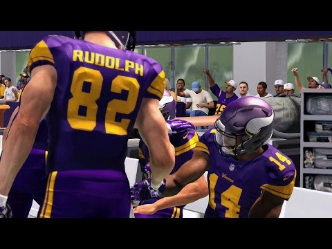 MADDEN 17 - FIRST LOOK AT NEW NFL COLOR RUSH UNIFORMS! ALL 32 TEAMS JERSEYS SHOWN