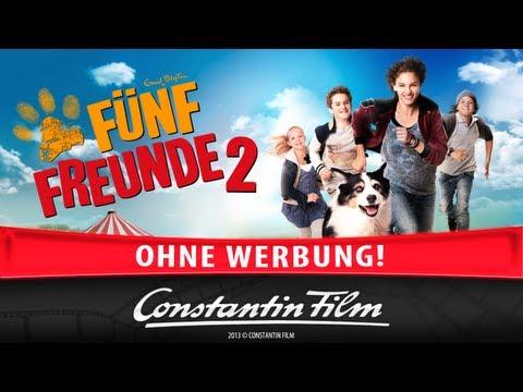 FÜNF FREUNDE 2 - Offizieller Trailer - Ab 31. Januar 2013 im Kino