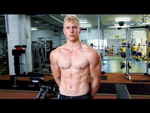 Shoulder Workout for Strength, Size and Mobility