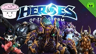 HEROES OF THE STORM # 17 - Der Trainer is Schuld! «» Let