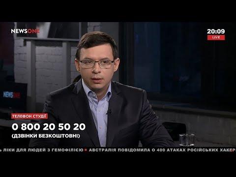 Евгений Мураев в 'Большом вечере' на телеканале NewsOne, 17.04.18