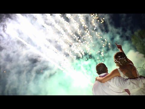 Wedding Fireworks EFE Hall - Fireworks Tornado
