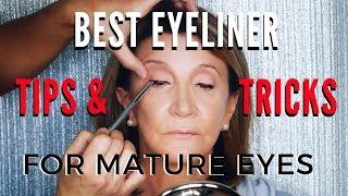 Best Eyeliner Trick f๐r Mature Eyes - mathias4makeup