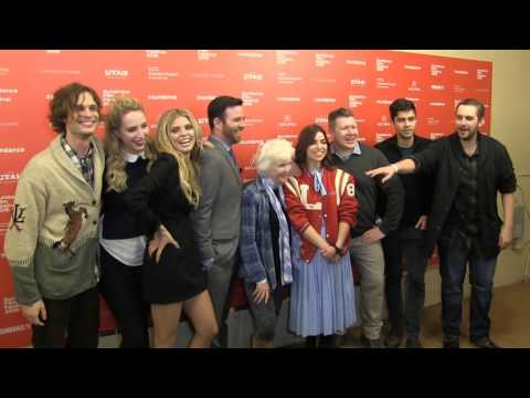 """Trash Fire"" Director Richard Bates Jr. Sundance 2016 Interview"
