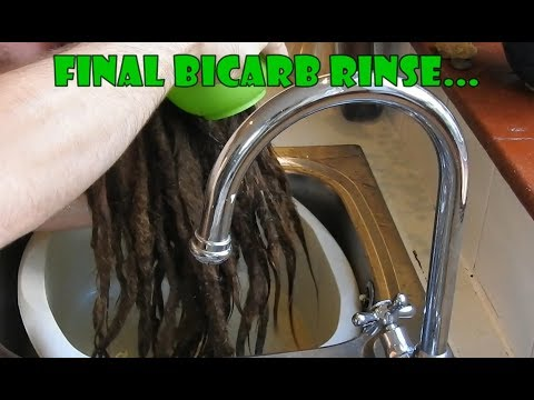 5 Year Free form Dreadlocks Deep Clean -ACV & Bicarb