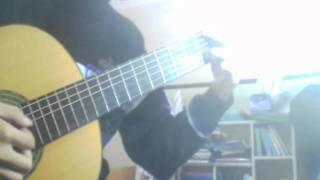 Tình xưa nghĩa cũ guitar