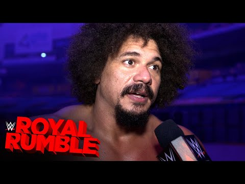 Carlito reflects on