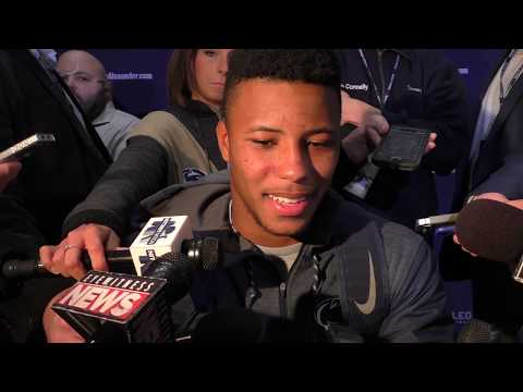 Penn State's Saquon Barkley felt disrespected by Pitt fans after last year's loss