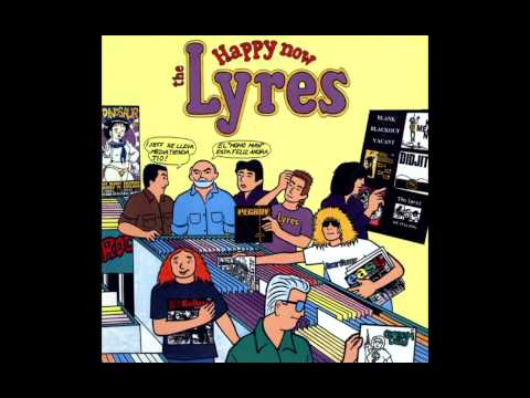 Lyres - Nobody But Me (The Isley Brothers Cover)