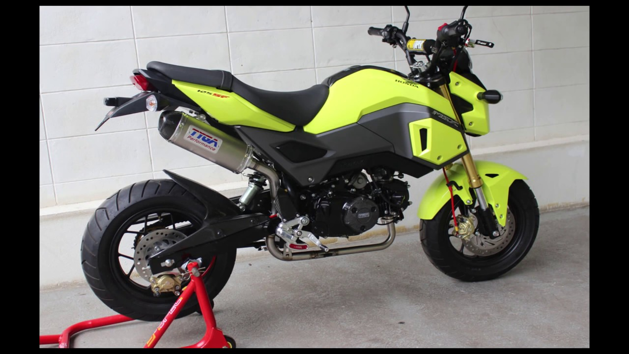Honda grom specs 2019 2020 car release and reviews for 2018 honda grom top speed