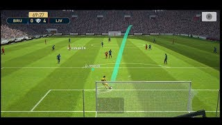 PES 2019 Mobile Official First Gameplay On Android High Graphic